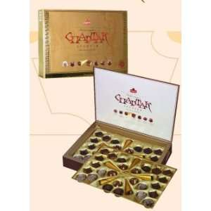 Spartak Large Russian Chocolate Candy Gift Box Net Weight 700g