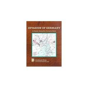 Avalanche Press Panzer Grenadier Invasion of Germany