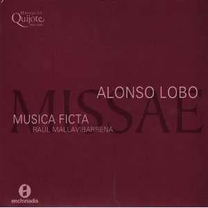 pro te rogavi: Musica Ficta, Alonso Lobo, None, Lobo, Guerrero: Music