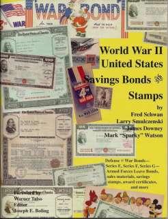 World War II   United States Savings Bonds & Stamps