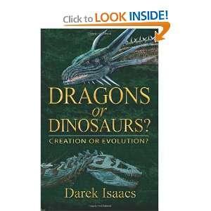 Dragons or Dinosaurs (9780882704777) Darek Isaacs Books
