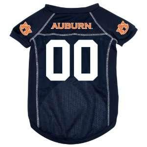 Auburn University Tigers Pet Dog Football Jersey MEDIUM