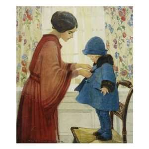 Daughter by Jessie Willcox Smith Giclee Poster Print