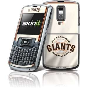 San Francisco Giants Home Jersey skin for Samsung Jack SGH