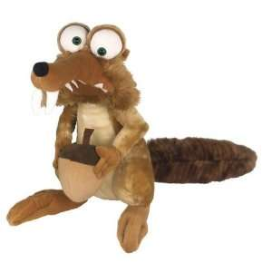 Ice Age 3   Oversize Plush Doll (Scrat) (Size 17 in