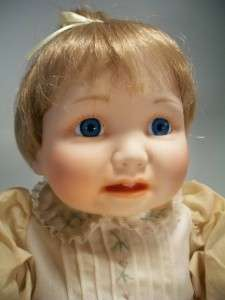 Ashton Drake Porcelain Doll Meagan Playhouse Pals