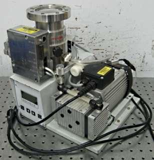 C84152 Pfeiffer TMU 071P Turbo Vacuum Pump w/ TC600 DCU TSU 071E