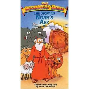 of Noahs Ark [VHS]: Tommy Nelson, Kathie Lee Gifford: Movies & TV