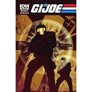 GI Joe #24: Chuck Dixon:  Books
