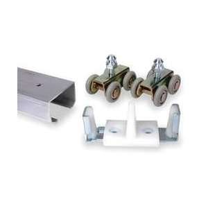 Battalion 1RBN5 Door Hanger Kit, Zinc, 16 Wheels: Home