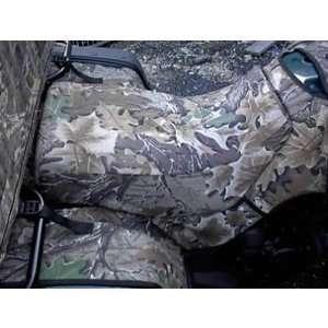 SCTP 11 Seat Cover BLACK For All Suzuki LTV 700 Twin Peaks Automotive