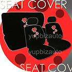 NEW 11 PCS UNIVERSAL GECKO CAR SEAT COVERS STEERING SET items in