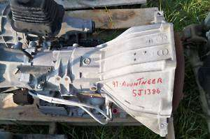 1996 97 EXPLORER MOUNTAINEER AUTOMATIC TRANSMISSION