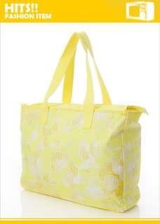 BN NIKE Women Training Graphic Play Tote Bag Yellow