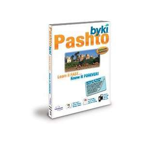 Byki Pashto Language Tutor Software & Audio Learning CD
