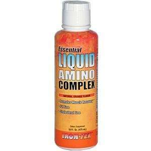 Country Life   Essential Liquid Amino Complex Orange