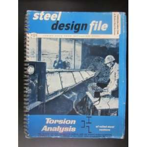 Steel Design File Torsion Analysis of rolled steel