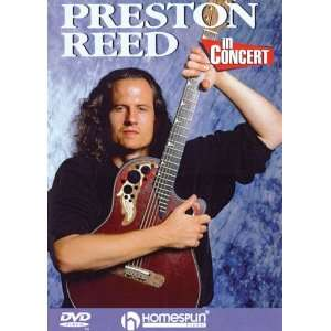 Preston Reed in Concert (Live/DVD) Movies & TV