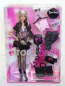 HTF TOP MODEL RUNWAY~BARBIE Sassy Model Muse~NRFB