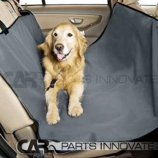 PET BACK REAR SEAT PROTECTOR COVER HAMMOCK WATERPROOF