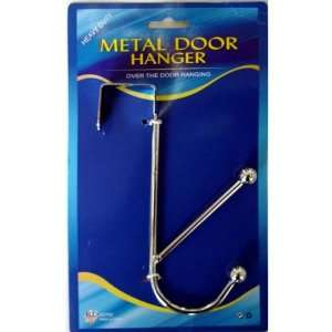 Metal Over The Door Hanger Case Pack 48: Arts, Crafts & Sewing