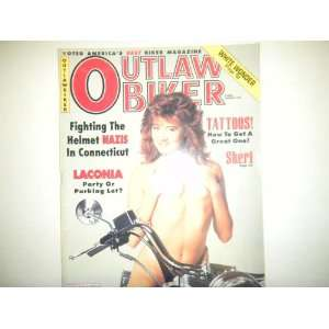 Outlaw Biker Magazine  Fighting the Helmet Nazis in
