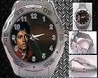 Michael Jackson Zombie Thriller Wrist Watch Gift Rare