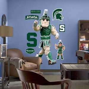 Michigan State Spartans   Sparty   Fathead