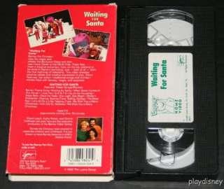 Barney and the Backyard Gang The Backyard Show VHS