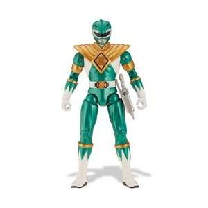 Power Rangers Jungle Fury 5 Action Figures:Green Power Ranger