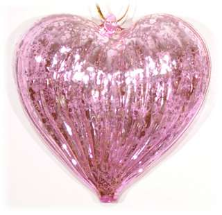 Heart Ornament Valentines Day Love Home Decor 3 NEW Lot DC109