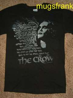 The Crow Movie Brandon Lee Quote T Shirt