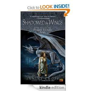 Shadowed By Wings Book Two of The Dragon Temple Saga Janine Cross