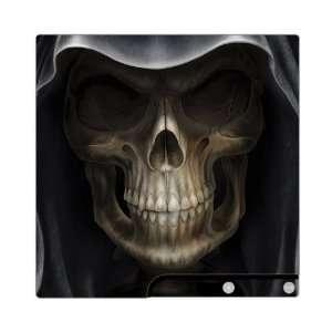 Sony PS3 Slim Skin Decal Sticker   Skull Dark Lord