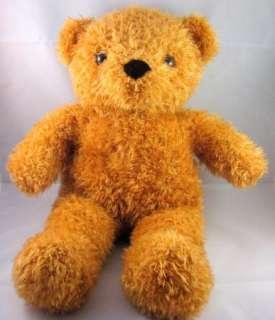 Beverly Hills Teddy Bear Co Plush Golden Brown Stuffed Animal 16