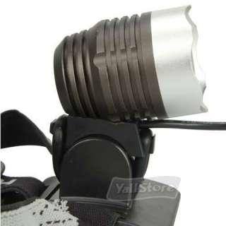 CREE XML T6 1600 LM Lumens LED Bicycle Bike Hiking HeadLight Headlamp