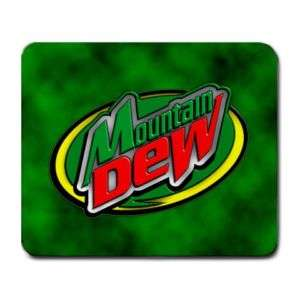 New* HOT MOUNTAIN DEW LOGO Mouse Pad Mat RARE