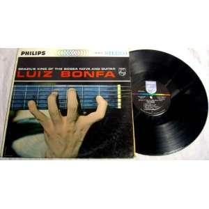 Guitar Luiz Bonfa [ LP Vinyl ] Luiz Bonfa, Guitar Luiz Bonfa Music
