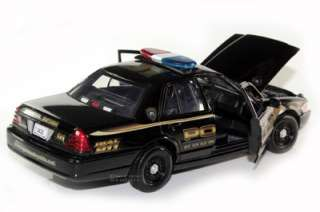 2010 FORD CROWN VICTORIA COUNTRYSIDE POLICE CAR 1/24
