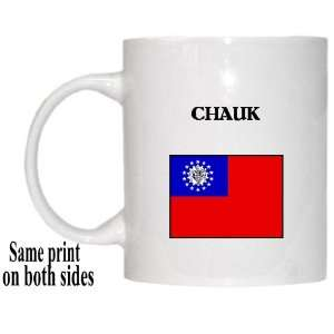 Myanmar   CHAUK Mug: Everything Else