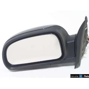 Trailblazer GMC Envoy Left Driver Side Mirror GENUINE GM 19120877