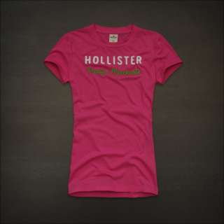 Hollister by Abercrombie womens Bluffs Beach Graphic Tee T Shirt NWT