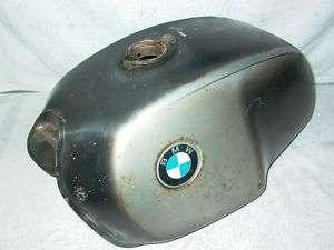 BMW R90S Motorcycle Gas/ FUEL TANK original cap style R100S R100CS