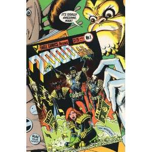 2000 AD 20Different comics, Great British Characters