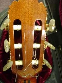 vintage 1973 MASARU KOHNO Model 20 Classical Acoustic Guitar w/ OHSC