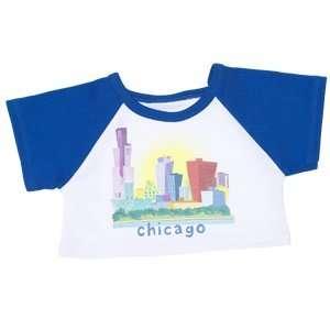 Build A Bear Workshop Chicago Skyline Tee Toys & Games