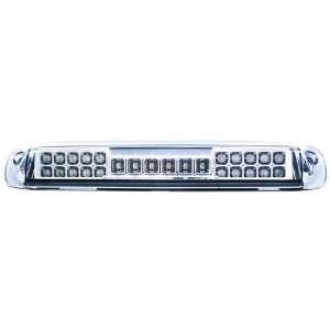 IPCW LED3 3039DC GMC Sierra/Chevrolet Silverado Crystal Clear Third
