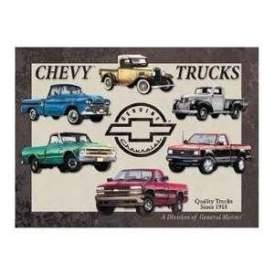 Kitchen Refrigerator Magnet Chevy Chevrolet Truck #M841