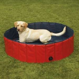 Guardian Gear Portable Folding Dog Pool Cool Summer Fun