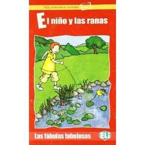 El Nino Y LAS Ranas   Book (Spanish Edition) (9788853608222) Books